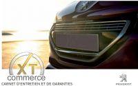 Peugeot Serviceheft Französisch