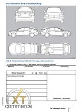 VW Serviceheft Deutsch 21 Modelle