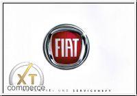 Fiat Garantie- und Serviceheft Deutsch