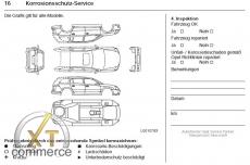 Servicebook Opel