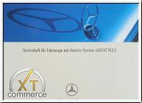 Mercedes-Benz Carnet dentretien