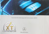 Mercedes Benz Serviceheft Typ 203, 209, 215, 220, 230