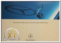 Serviceheft Mercedes C-Kl W204