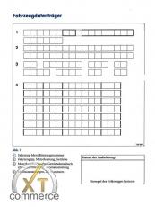 VW Onderhoudsboekje 1.1