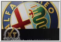 Alfa Romeo Garantie- und Serviceheft