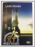 Land-Rover Serviceheft auf Deutsch