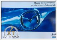 Mazda Serviceheft Deutsch