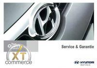 Hyundai Service & Garantie Holländisch