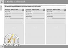 Volvo Service-und Garantieheft Hollandisch