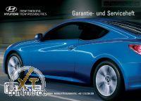 Hyundai Garantie und Serviceheft Österreich und Deutschland