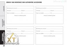 Fiat Serviceheft Holländisch