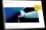 Opel Service Buch auf Niederländisches