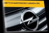 Opel Service Buch auf Italienisch