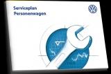 VW Service Buch auf Deutsch von 1995-2000